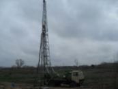 Скважина для воды в Днепропетровской обл, в Украине
