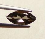 Раухтопаз натуральный маркиз 12 х 6 мм