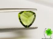 Перидот Хризолит триллион 9 х 9 х 9 мм, природный