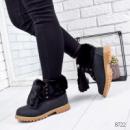 Ботинки женские F-do черные