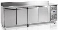 Стол холодильный Tefcold CK7410. Холодильный стол для пиццы.