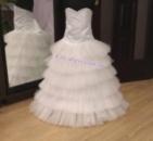 Карнавальное платье «Снежинка, Снежная королева » КД08