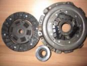 Комплект сцепления ВАЗ 2103, 2106,2107 (диск нажимной+ведомый+подшипник) к-кт, инд.уп.
