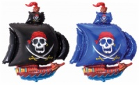 Пиратский корабль