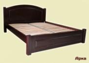 Кровать двуспальная Арка