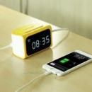 Часы-будильник и зарядное устройство c 4 USB портами, Remax RMC-05 LED часы Remax RMC-05 с зарядным устройством