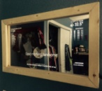 Одностороннее зеркало 4 мм. 5 мм. 6 мм. 8 мм. Зеркало шпион 4 мм. 5 мм. 6 мм. 8 мм. Стекло покрытое алюминием.