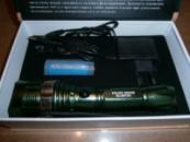 Фонарь аккумуляторный Police AR - 8372 A 3000W