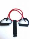 Эспандер 1.2 метр красный 10 мм + дверной якорь