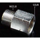 Переходник к баллону СО2, G5/8 - W21.8
