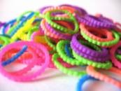 Резинки для плетения изделий Rainbow loom