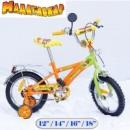 УкрПромРесурс «Мадагаскар» «12»/«14»/«16»/«18» детский двухколесный велосипед.