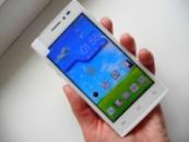 Бюджетный смартфон НТС GT-M7 White (экран 4,5« Android 4.2.2)