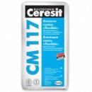Клей для плитки Ceresit CM-117 25кг