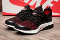 Кроссовки детские в стиле Nike Air Presto Flyknit Ultra, красные (2540-3),  [  33 (последняя пара)  ]