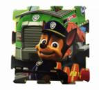 Коврик-пазл GM1710271P PAW Patrol (Щенячий патруль) (R)