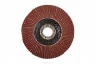 Круг лепестковый 125 мм*22мм Зерно 100