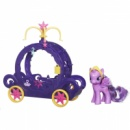 My Little Pony Cutie Mark Magic Princess Twilight Sparkle Charm Carriage Playset