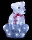 Светящийся медведь 30 см