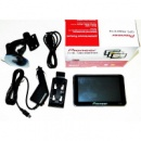 GPS навигатор Pioneer 4Gb IGO, Navitel, CityGuide, 5«