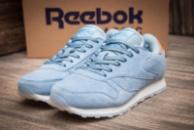 Кроссовки женские 11234, Reebok Classic, голубые ( 41  )