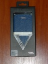Чехол книжка Vetti Craft iPhone 5C Hori Cover Dark Blue