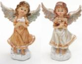 Статуэтка декоративная «Ангел» 12.5см, искусственный камень