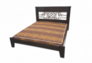 Кровать из натурального дерева «Корона»