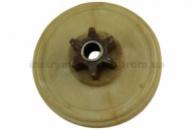ЭП Шестерня - 88 мм x 36 мм, цельная