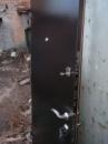 Металлические двери (порошковая покраска+МДФ накладка).