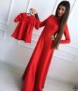 Взрослое платье дочки-матери