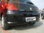 Тягово-сцепное устройство (фаркоп) Peugeot 308 (hatchback) (2007-2011)