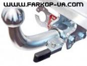 Тягово-сцепное устройство (фаркоп) Nissan Micra (K12) (2003-2010)