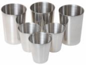 Набор стаканов из нержавеющей стали (Gl221)