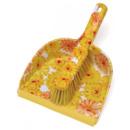 Набор для уборки 2 предмета желтый 23х32х9,5 см Helfer 47-215-037