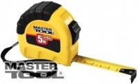 Рулетка 3 м*16 мм тип «Shiftlock», нейлоновое покрытие MasterTool 62-3016
