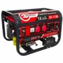 Генератор бензиновый макс мощн 3,1 кВт., ном. 2,8 кВт., 6,5 л.с., 4-х тактный, электрический и ручной пуск