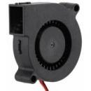 Anet 5015 Ultra-quiet Turbo Small Fan - BLACK
