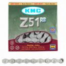 Цепь KMC Z51RB Rust-Buster 7-8ск. с замком 116 звеньев Taiwan