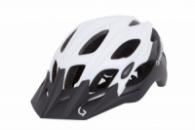 Шолом Green Cycle Enduro 58-61 см Чорно/Білий