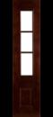 Двери межкомнатные КЛАССИКА тон 40 см ПО