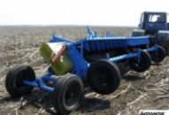 Измельчитель растительных остатков МР-5.4 - доставка в хозяйство