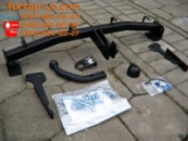 Тягово-сцепное устройство (фаркоп) Volkswagen Caddy (2004-2020)