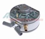 Редуктор KME Silver R.1 S6 (пропан-бутан) 4-е пок., эл., до 204 л.с. (150 кВт), вход D6 (M10x1), D12