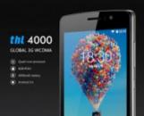 Смартфон ThL 4000 4,7«Gorilla Glass 3, 4400mA/h