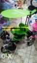 Детский велосипед LEXUS TRIKE KR-01A с надувными колесами!