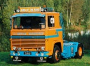 Лобовое стекло Scania T 82, 92, 122. 142, 162