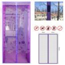 Москитная дверная сетка Stenson R-81908 1х2.1 м