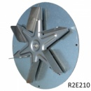 R2E 210-AA34 Вентилятор дымосос
