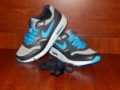 Подростковые кожаные кроссовки Nike Air Max